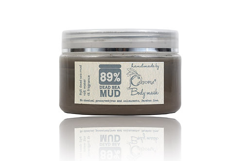 Body mask with DEAD SEA MUD