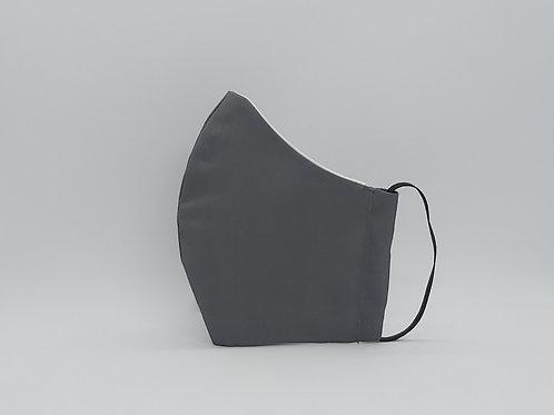 Reusable face mask Plain grey