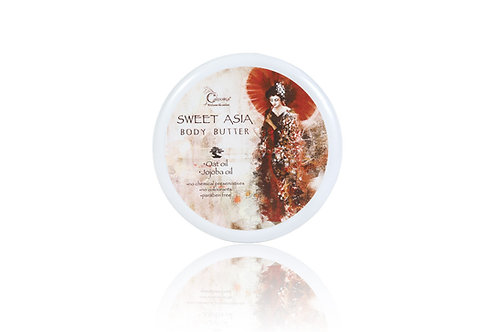 Body cream with Jojoba oil and Oat Oil SWEET ASIA