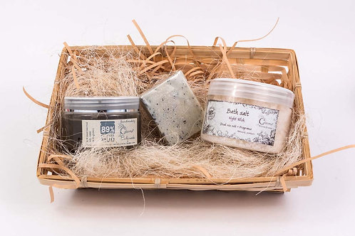 Dead Sea SPA gift set