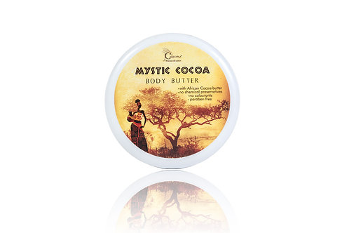 Body cream with cocoa butter MYSTIC COCOA 250 ml.