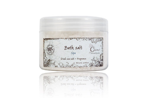 Dead Sea Bath Salt SPA