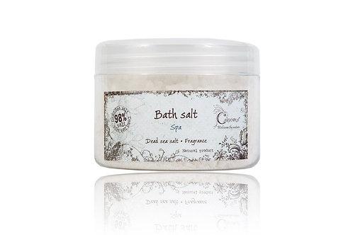 Dead Sea Bath Salt SPA