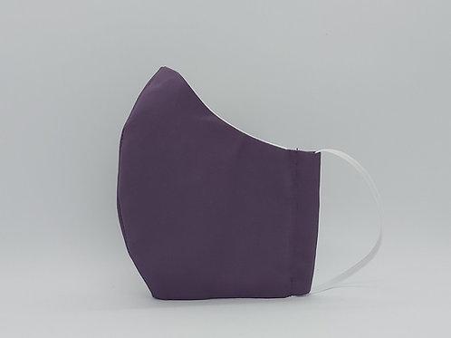 Reusable face mask Plain purple