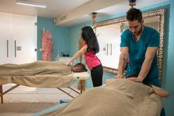 YONI SPA double massage