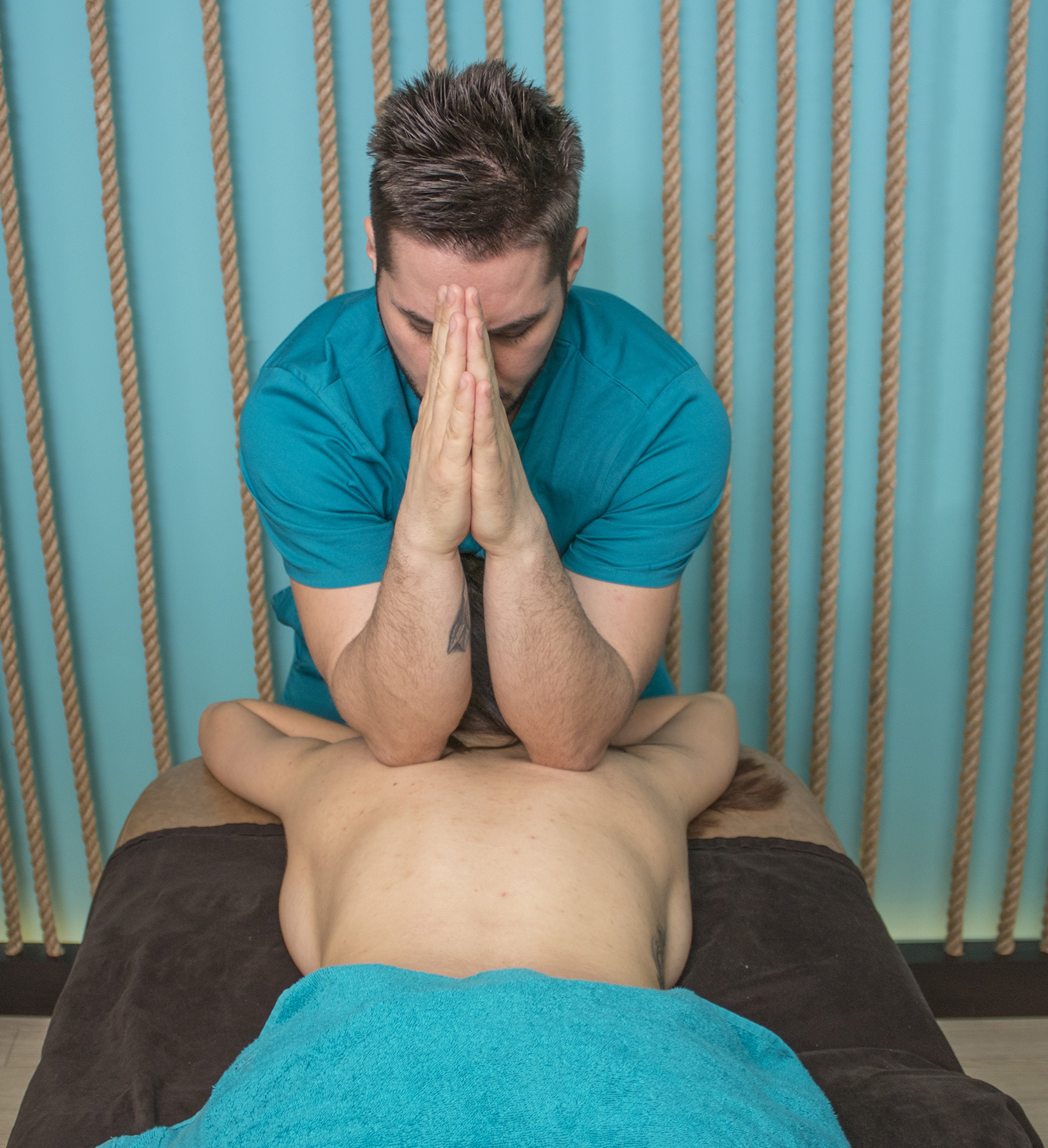 YONI SPA massage