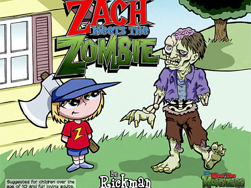 Zach Meets the Zombie