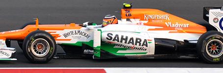 INDIA - Formula1 Grand Prix - 03.11.2012