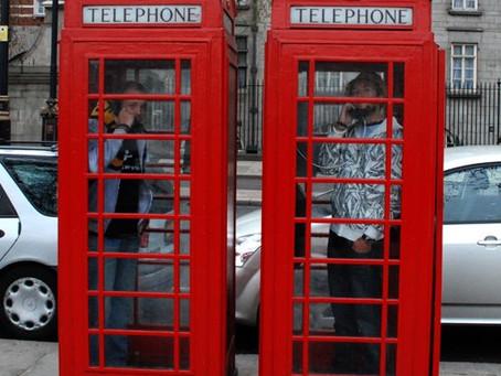 Det ringer det ringer, hallo hallo hvem er det? - 16.04.2009