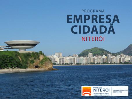 Prefeitura de Niterói libera auxílio para empresas.