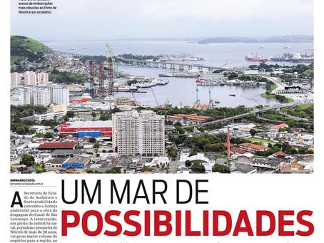 Um mar de possibilidades