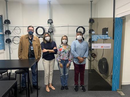 Acierj faz intercâmbio com a secretaria de Ciência Tecnologia de Campina Grande