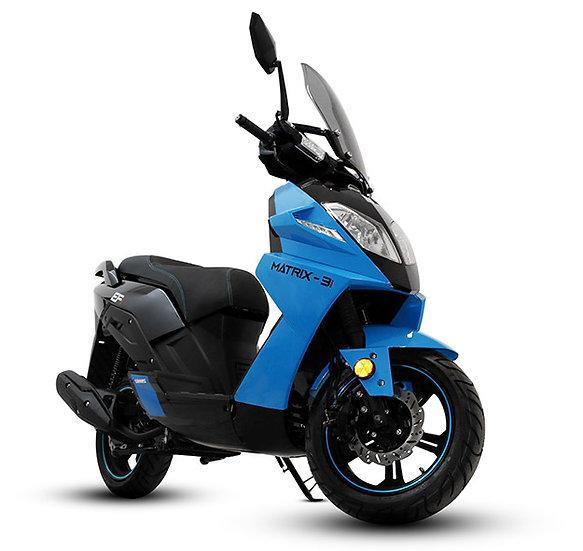 Sinnis Matrix-3l 125cc