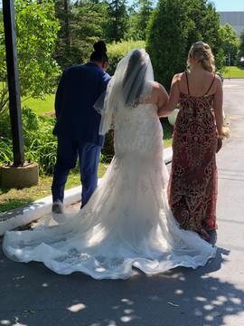 Bride w Parents