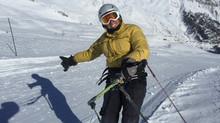 TomTom Kite aussi à la montagne en SnowKite