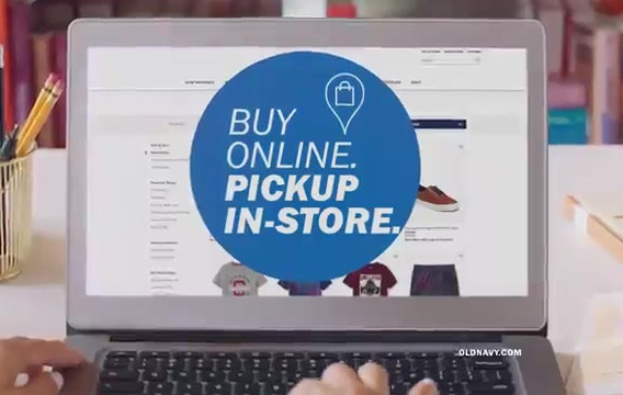 Old Navy Commercial