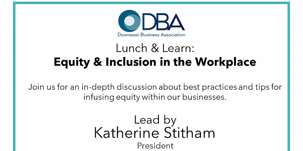 Equity and Inclusion in the Workplace