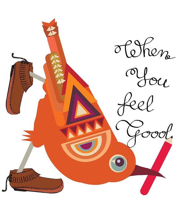 When you feel good.JPG