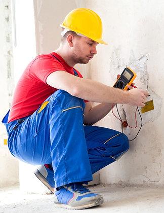 קורס בטיחות בעבודות חשמל