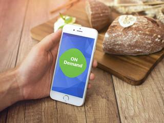 On-Demand App Solution