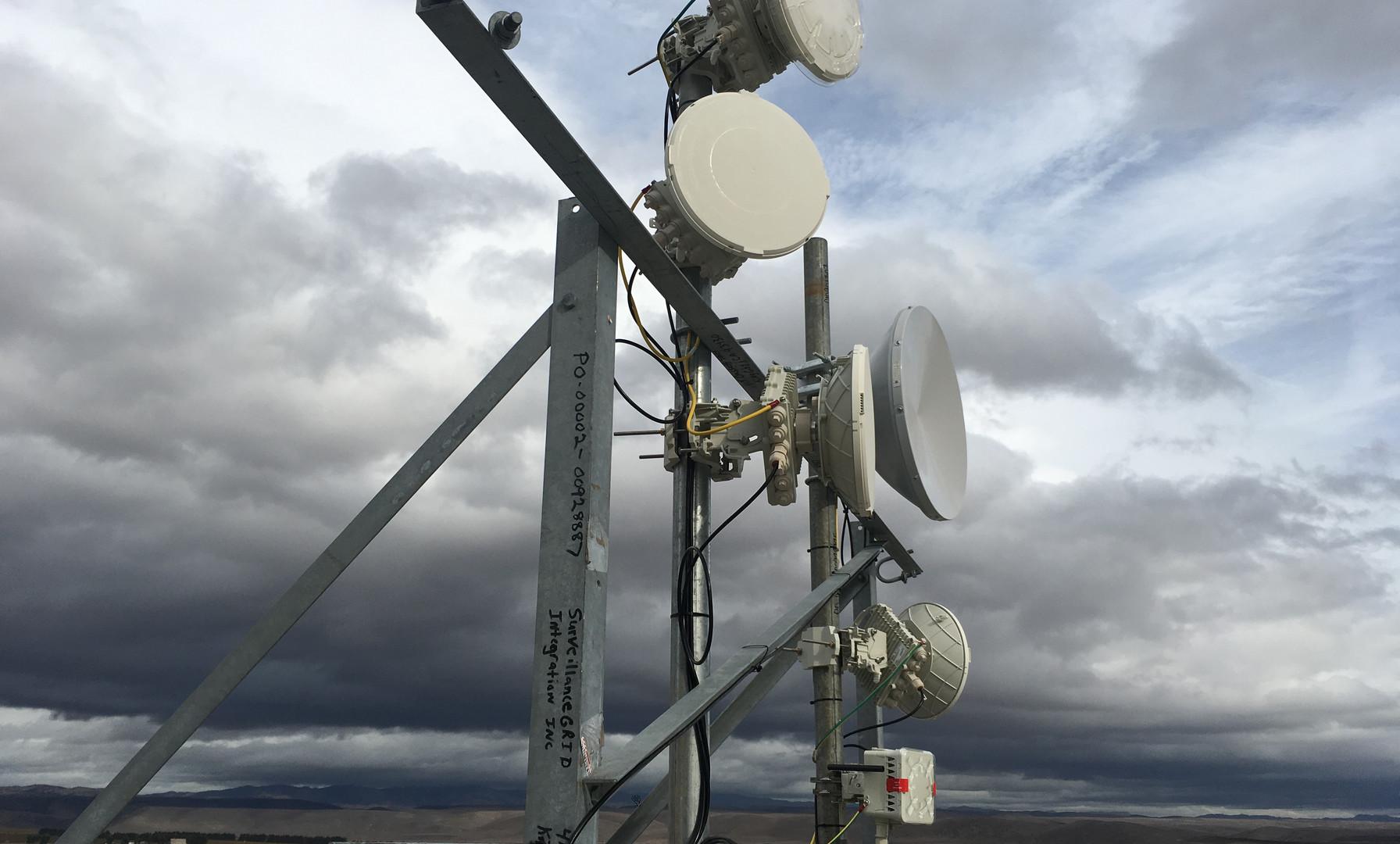 King City Wireless Surveillance by SurveillanceGrid