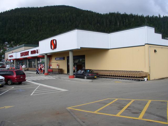 Ketchikan Safeway Remodel