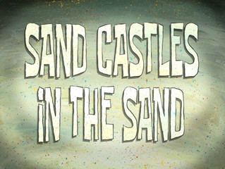 Season 6 - Episode: Sand Castles in the Sand