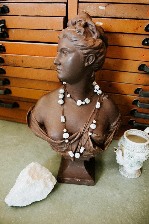 Antica murrina collana/ Venice Bijoux Vintage