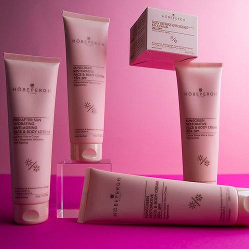 HOBEPERGH - Crema viso Anti- Ageing +30 SPF