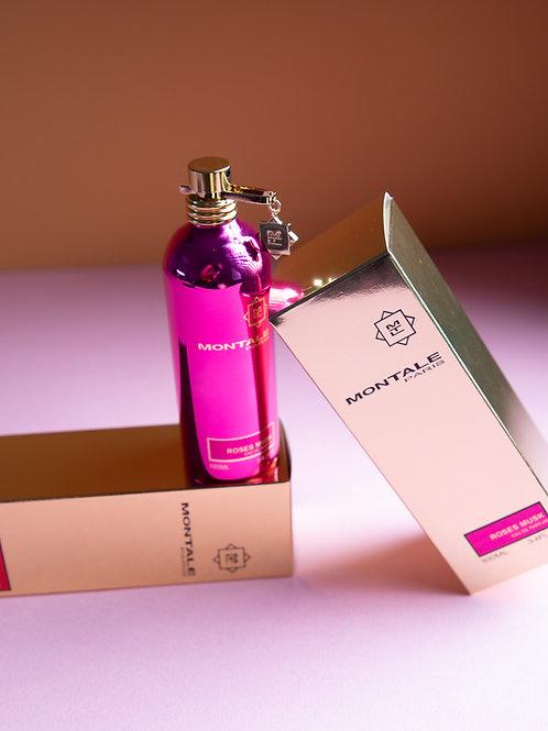 Eau de Parfum Roses Musk /Montale Paris