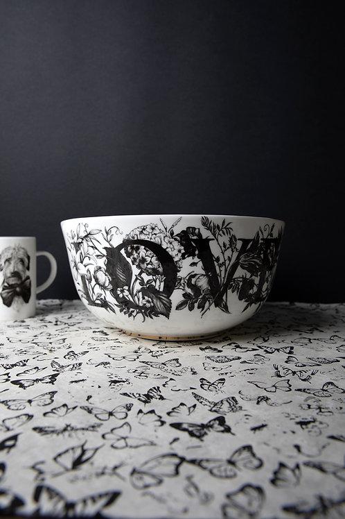 Love Flowers Bowl Large / Rory Dobner