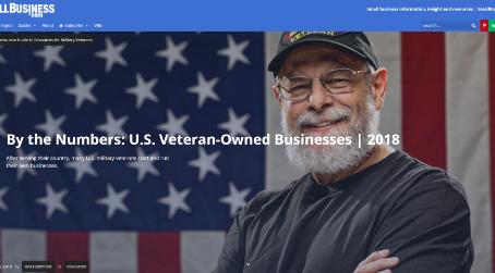 Support a Veteran! Start-Ups Bootstrap Their Businesses
