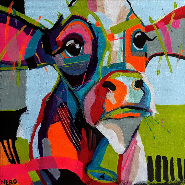 Cow Girl Series; (4 of 8)