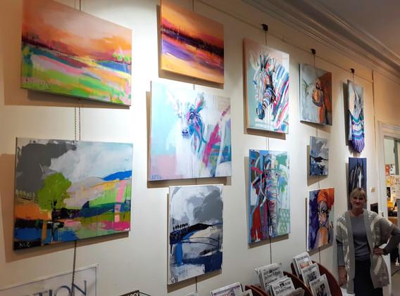 Gallery 1406; Solo Exhibit