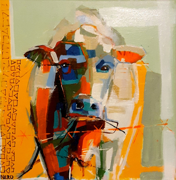 Cow Girl Series; (3 of 8)