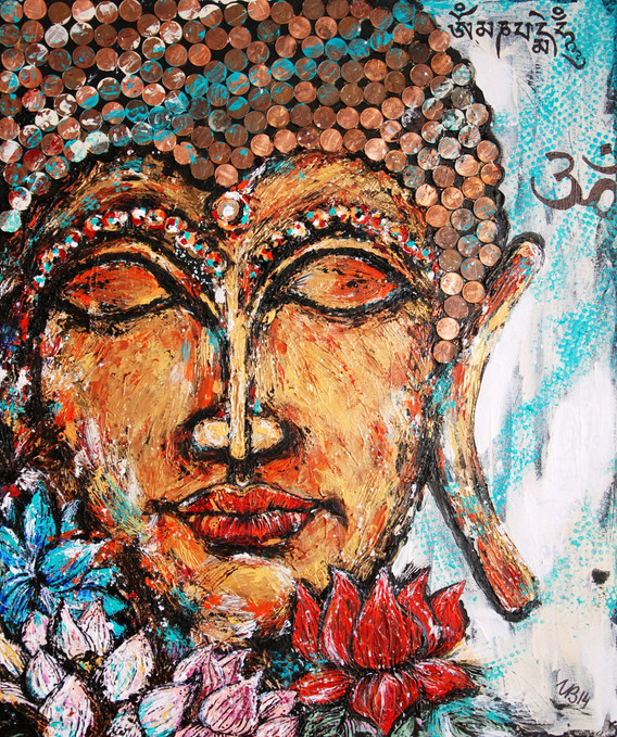 Buddha, 2nd Pose