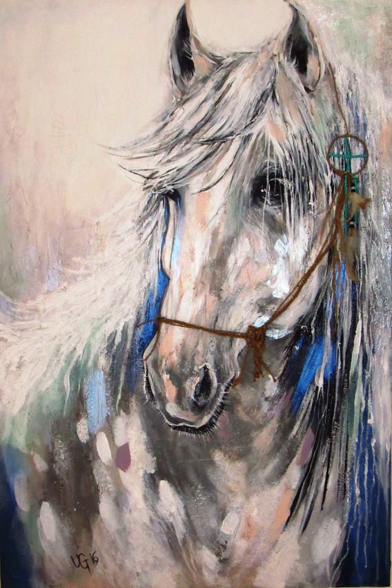 The White Stallion Returns