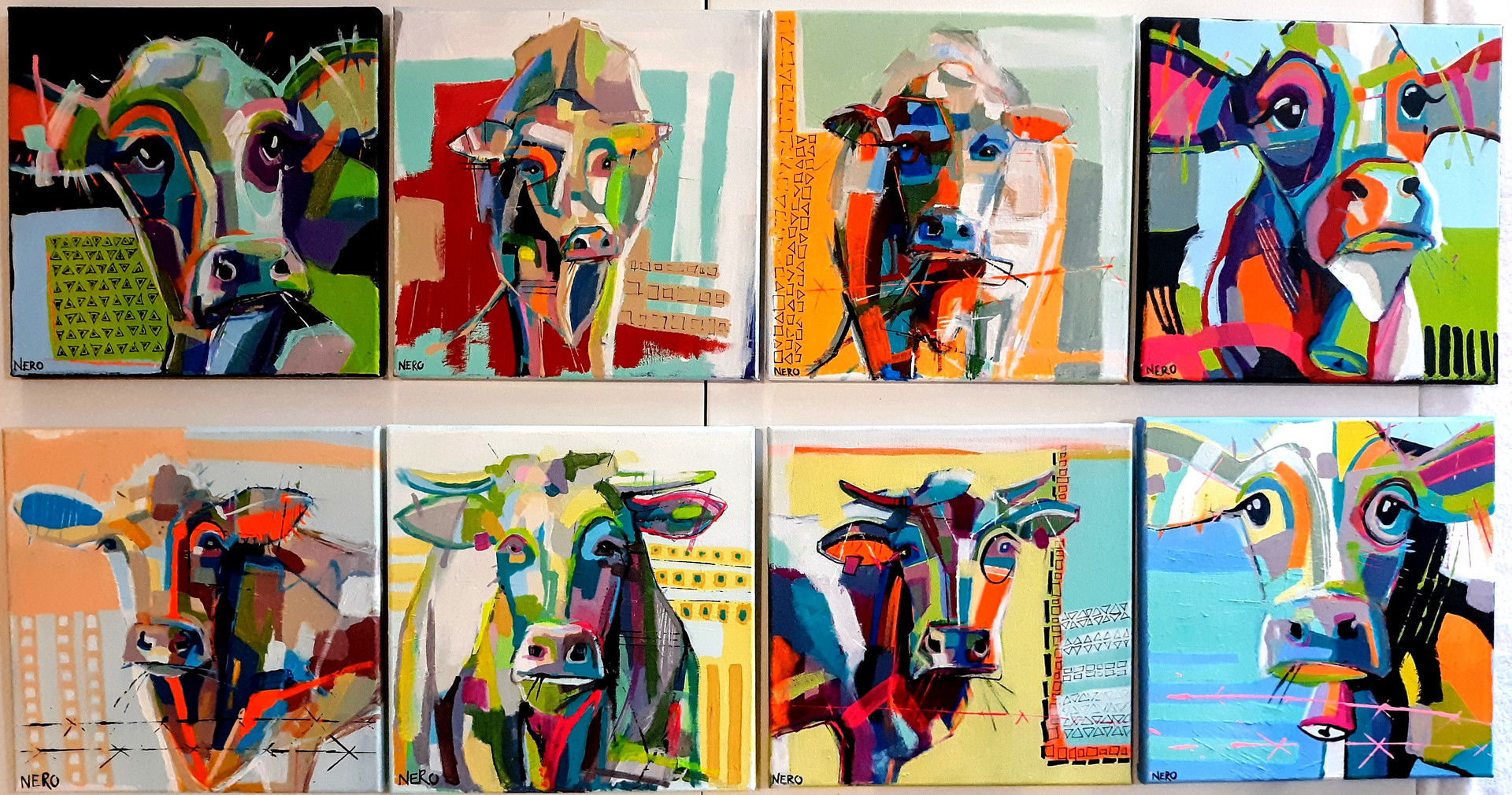 Cow Girl Series