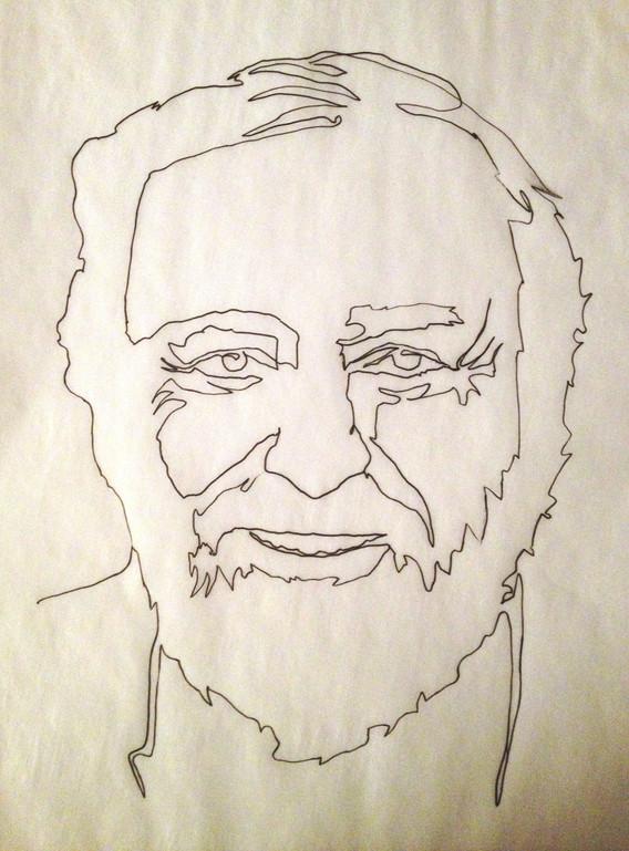 Luciano Pavarotti, (Series 7 of 18)