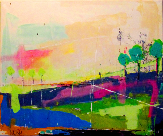 Expressing Fauvism series; (1 of 3)