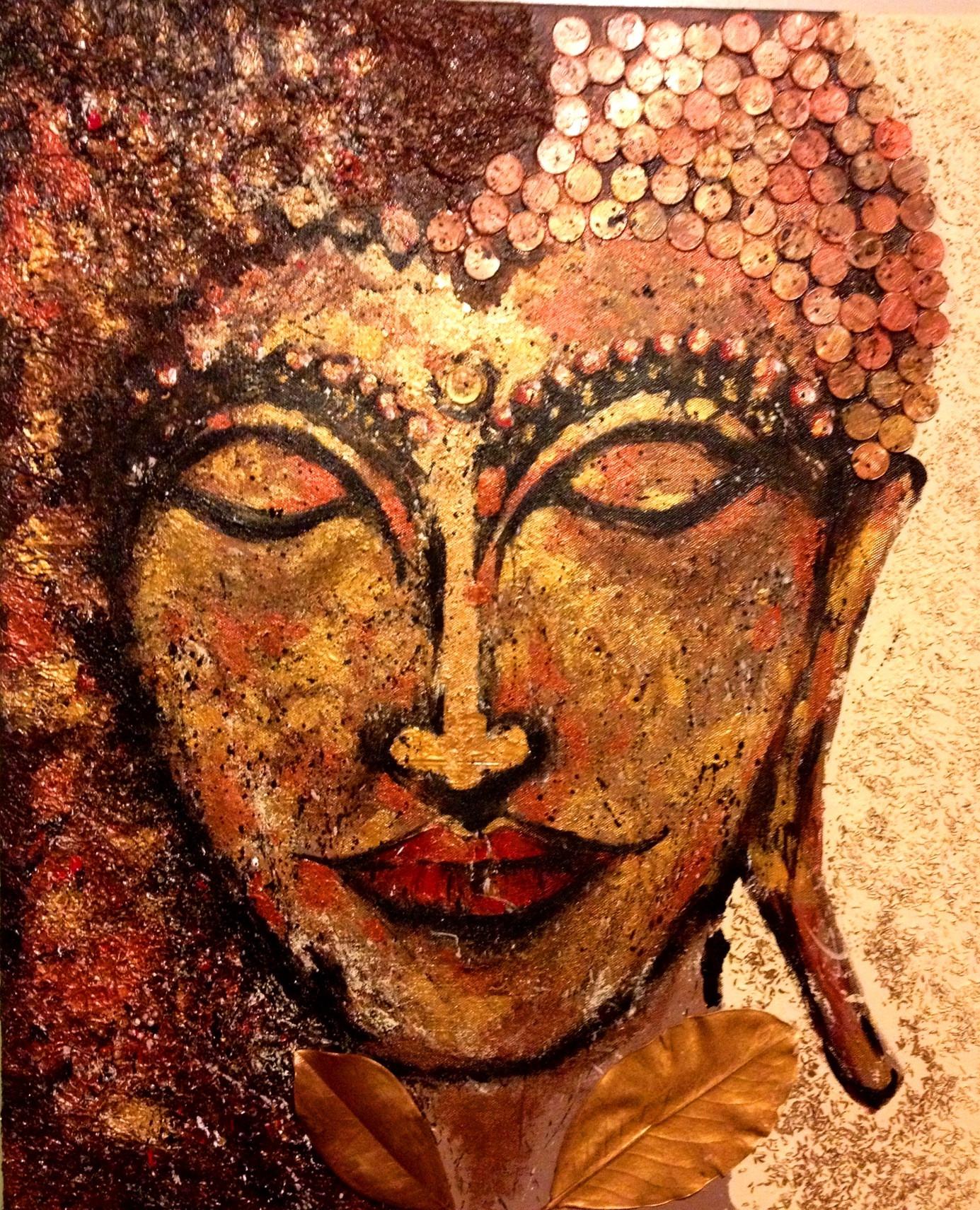 Buddha, 1st Pose