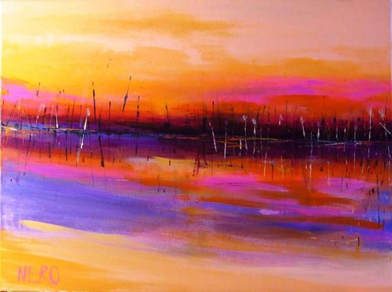Bayou Sunset