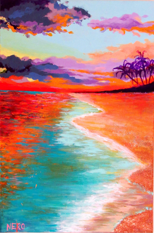 Caribbean Sunset  2