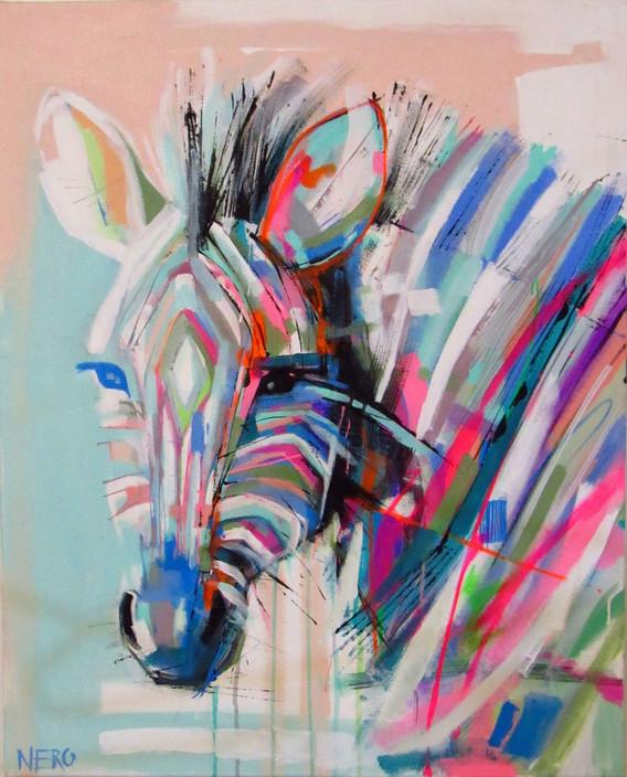 I Got Stripes; (Savannah series)