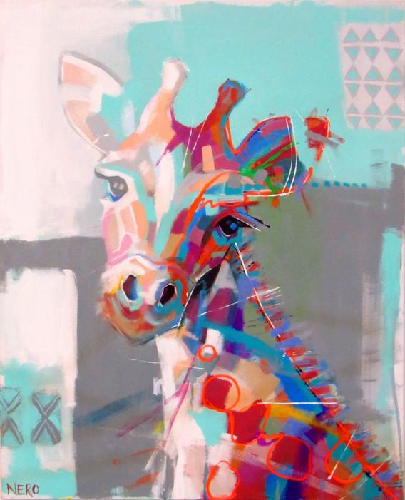 Geoffrey; (Savannah series)
