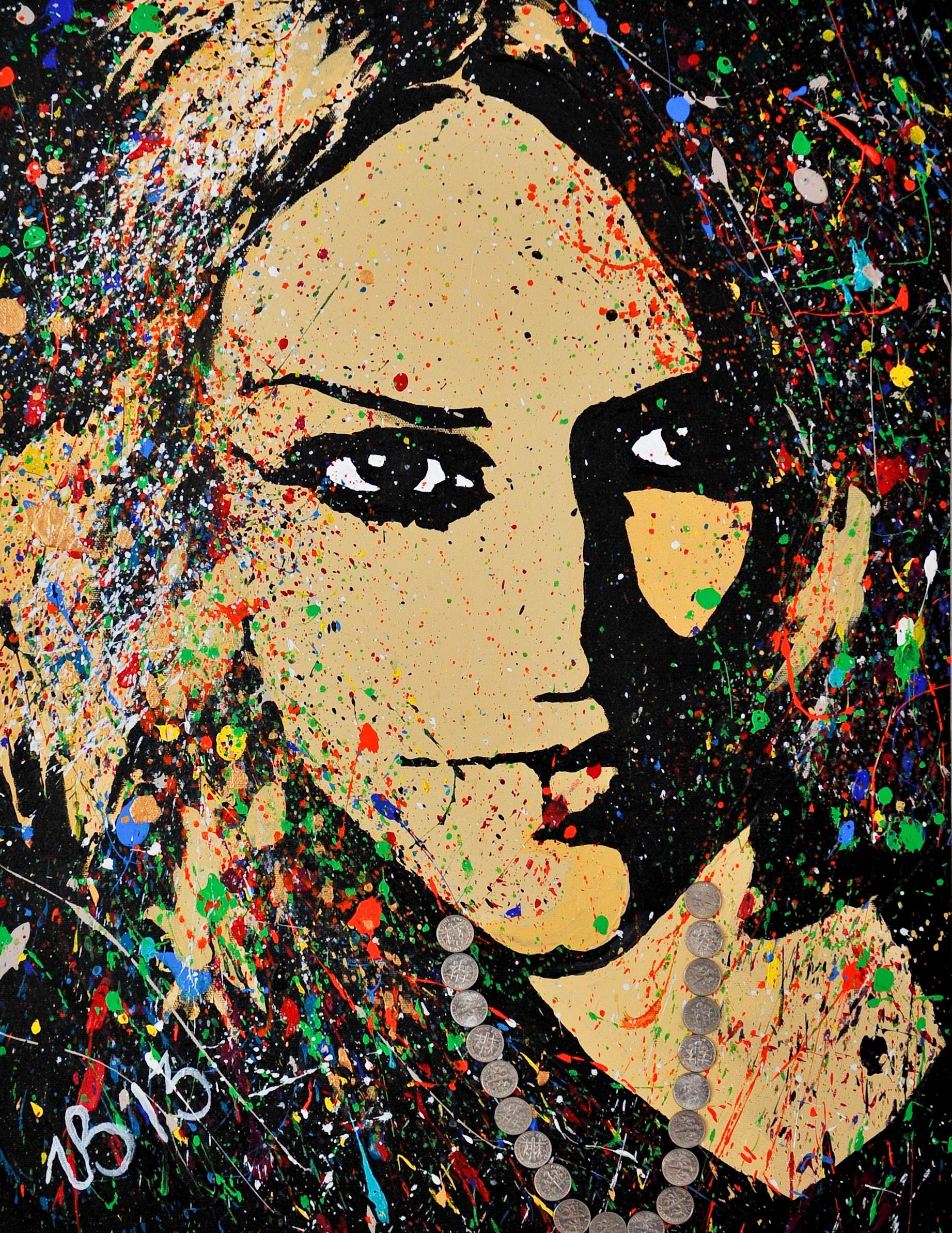 Ula Nero (Self Portrait)