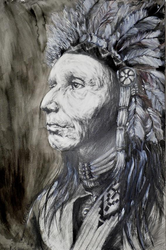Chief Mojo Risin'