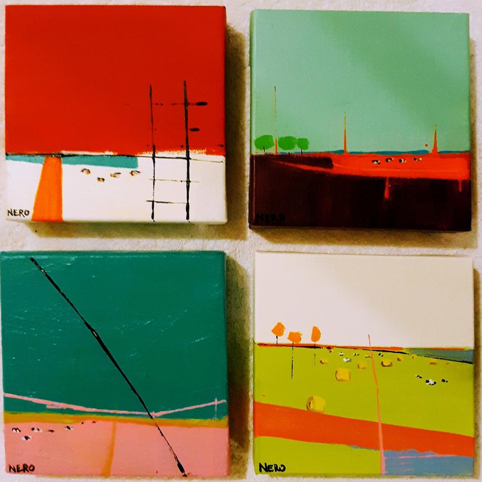 Color Bars; series 1-9
