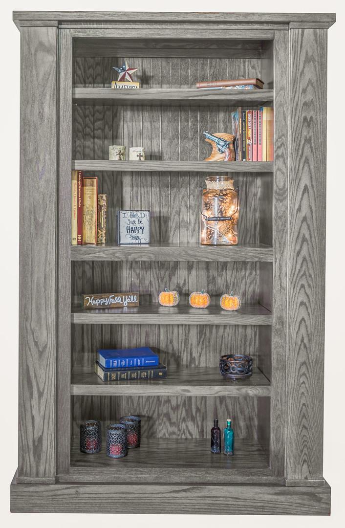 Hidden Gun Storage Bookcase - Front