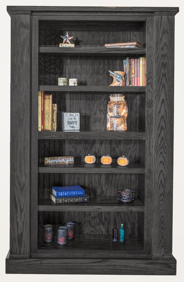 Hidden Gun Storage Bookcase